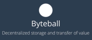 Byteball(バイトボール)